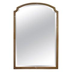 Modern Parchment Mirror
