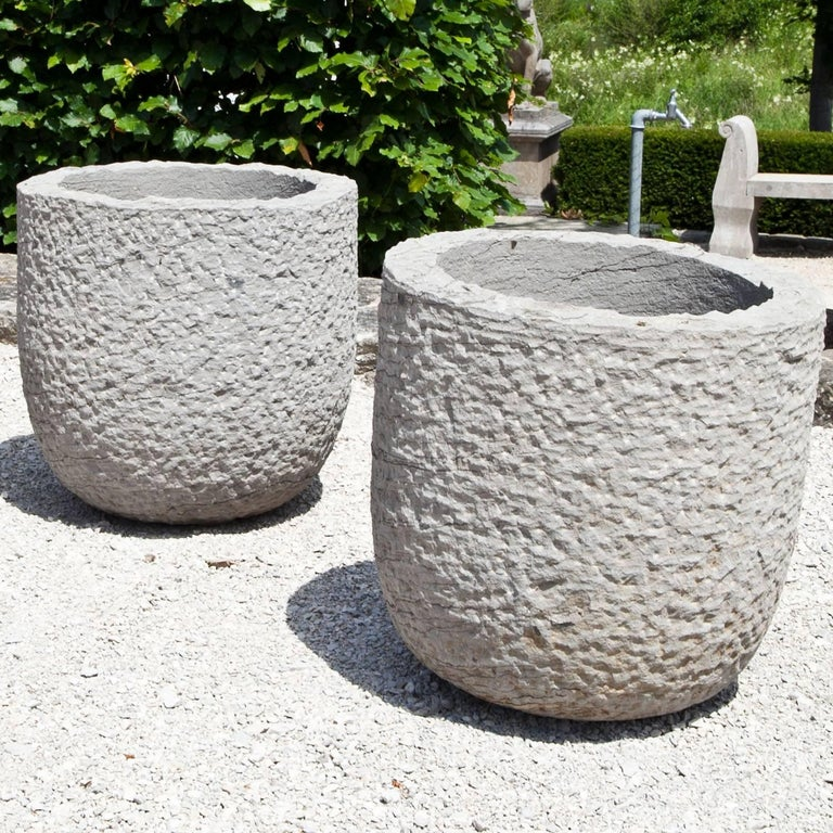 Modern Planters In Excellent Condition For Sale In Greding, DE