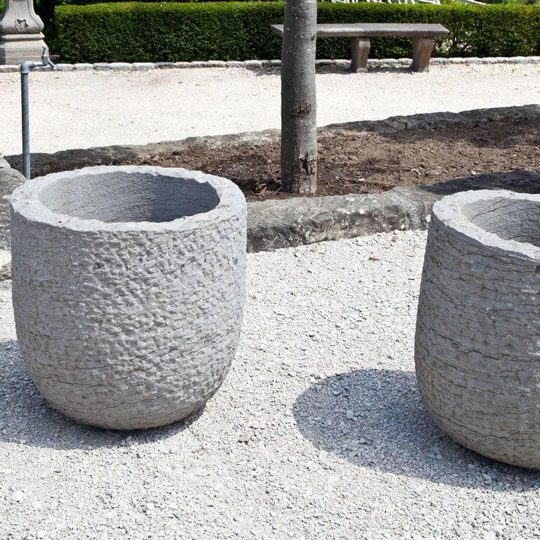 Contemporary Modern Planters For Sale