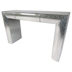 Modern Regency Style Console Table or Vanity