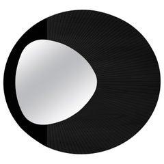 Modern Rilla Mirror by Larissa Batista
