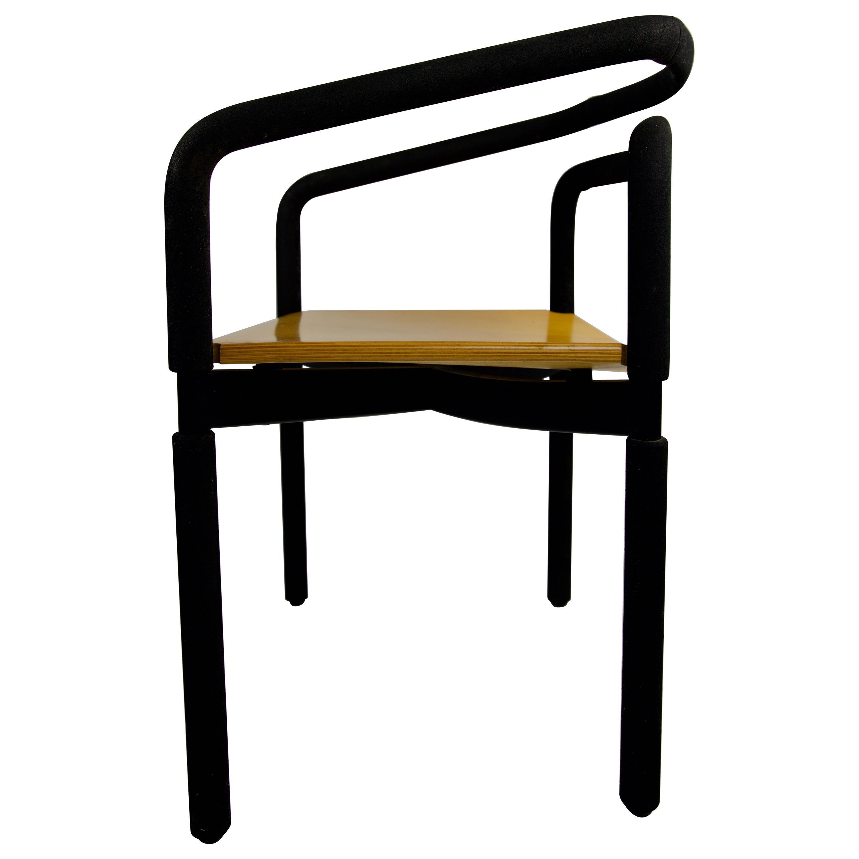 Modern Rubber Armchair by Brian Kane for Metropolitan Furniture, Steelcase