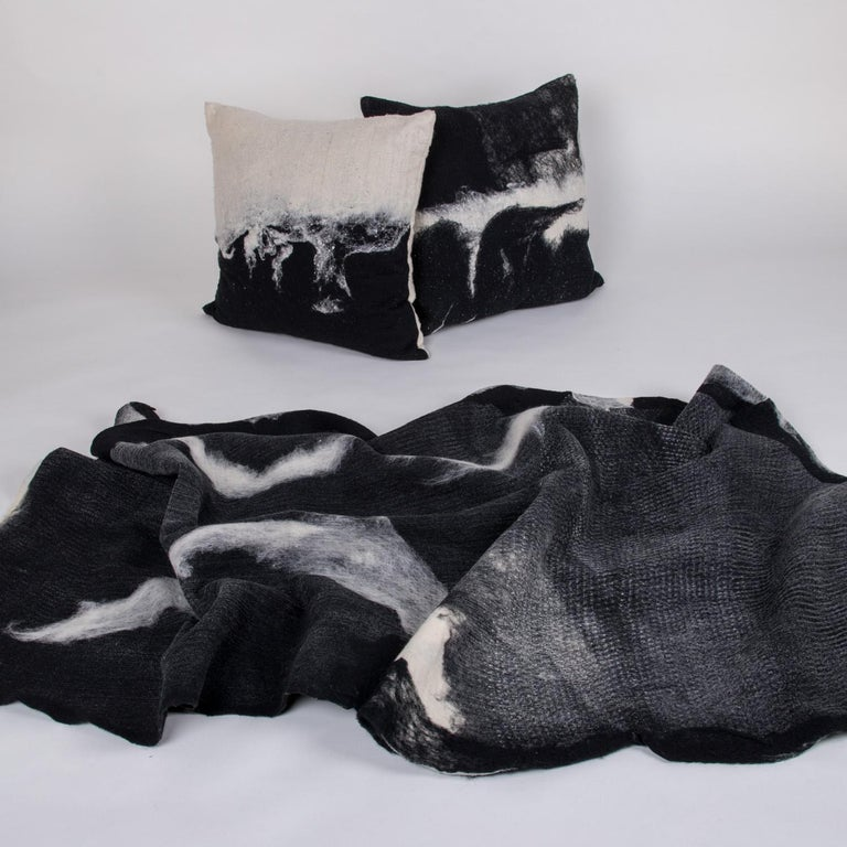 Organic Modern Modern Rustic Wool