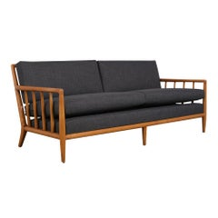 Modern Sofa in the Style of T.H. Robsjohn-Gibbings