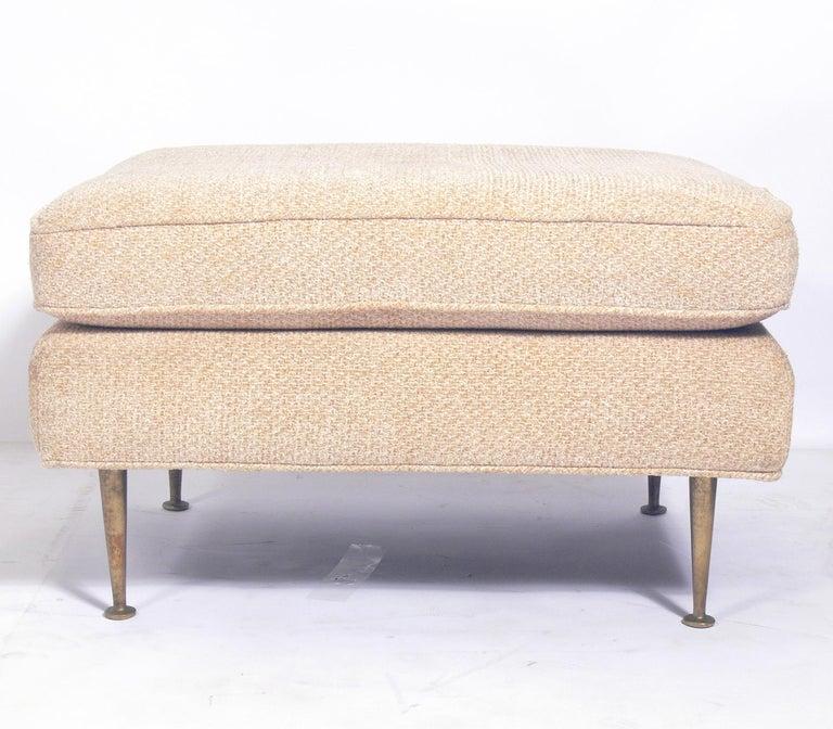 Mid-Century Modern Modern Stool or Bench Attributed to T.H. Robsjohn-Gibbings For Sale