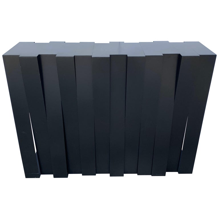 Modern 'Structure 12' Console by Stephane Ducatteau, France, 2008 For Sale