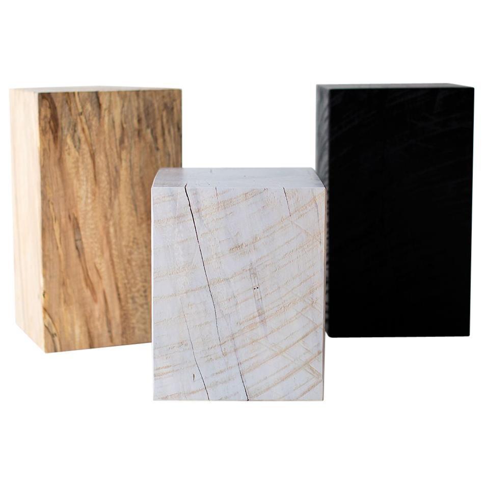 Modern Stump Tables, Square
