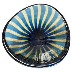 Modern Swedish Glass Edwin Ohrstrom for Orrefors