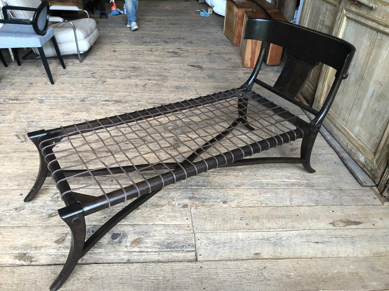 Modern T. H. Robsjohn-Gibbings Lounge Chair For Sale 5