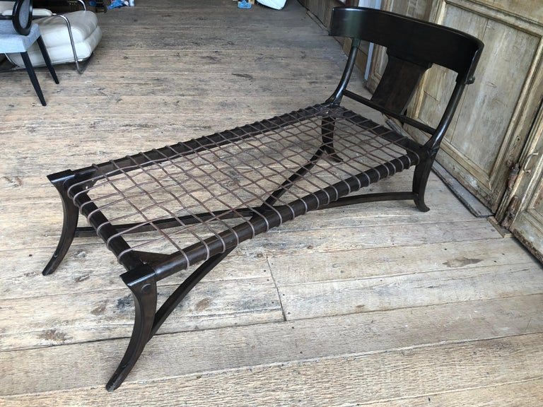 Modern T. H. Robsjohn-Gibbings Lounge Chair For Sale 7