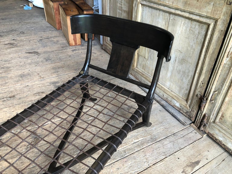 Modern T. H. Robsjohn-Gibbings Lounge Chair For Sale 8