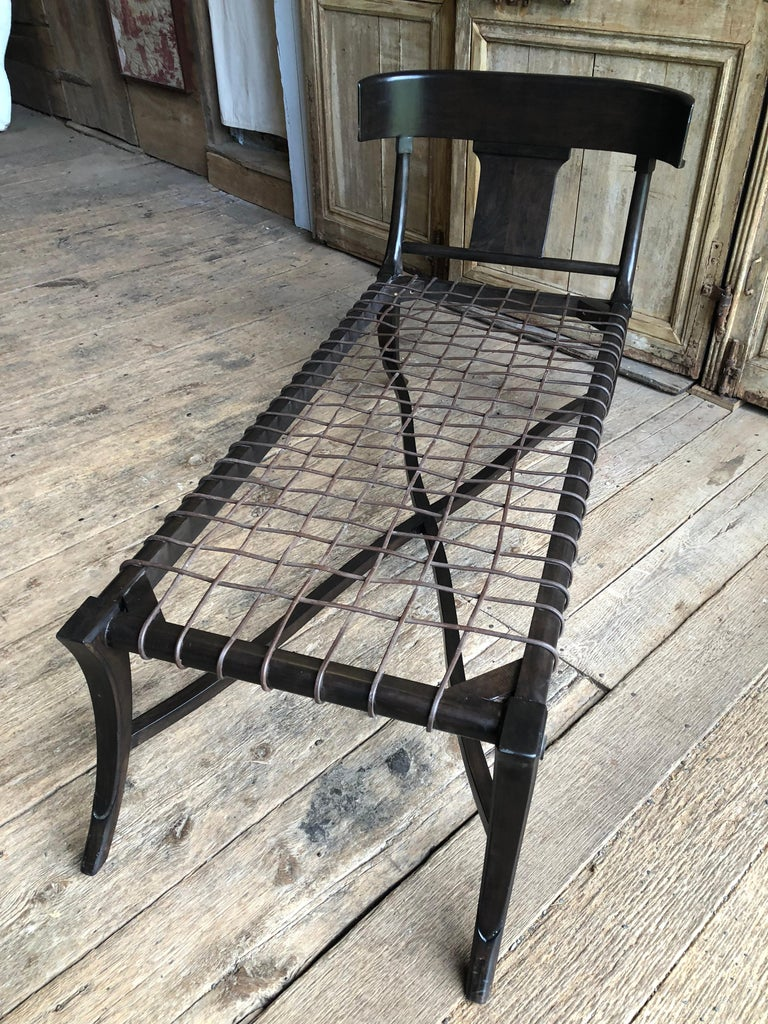 Modern T. H. Robsjohn-Gibbings Lounge Chair For Sale 10