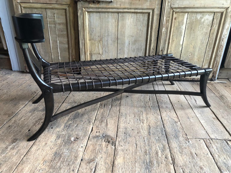 Wood Modern T. H. Robsjohn-Gibbings Lounge Chair For Sale