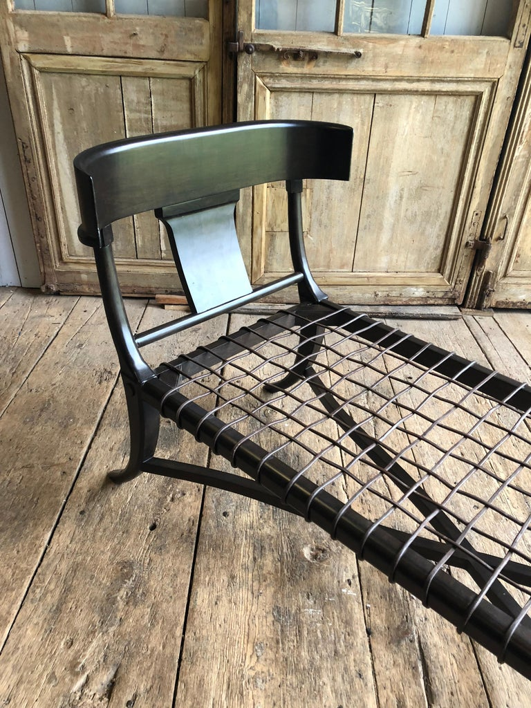Modern T. H. Robsjohn-Gibbings Lounge Chair For Sale 1