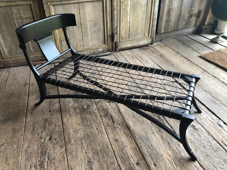 Modern T. H. Robsjohn-Gibbings Lounge Chair For Sale 2