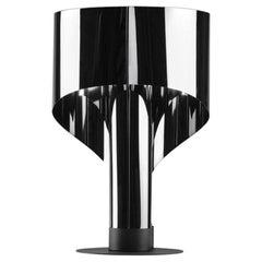 Modern Table Light Corsini and Wiskemann Aluminium Black Gold Silver