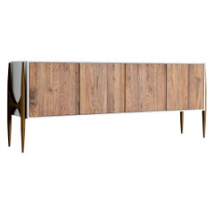 Modern Teak Credenza, Cambre Collection for Craft Associates