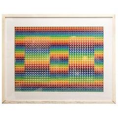 Modern Three-Dimensional Art Work by Shirley Lazarus Toran