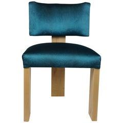 Modern Three-Legged Dining Chair