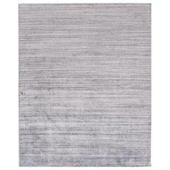 Moderner Übergangs Flachgewebe Teppich