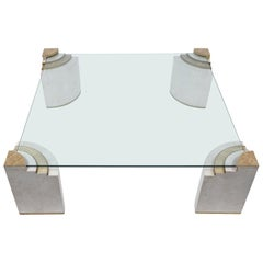 Tessellated Stone Coffee Table