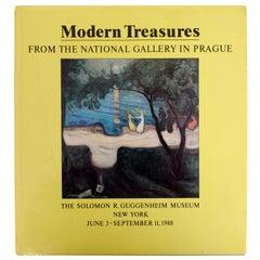 Modern Treasures from the National Gallery in Prague, 6/3-9/11, 1988 Guggenheim