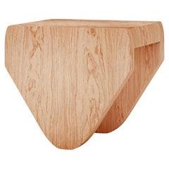 Modern Triangle Table by Rejo Studio