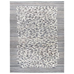 Modern Tribal Persian Shiraz Rug