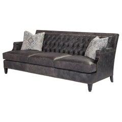 Modern Tufted Back Sofa