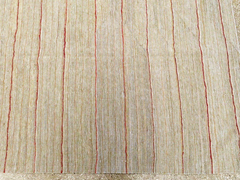 Modern Turkish Flat-Weave Kilim For Sale 5