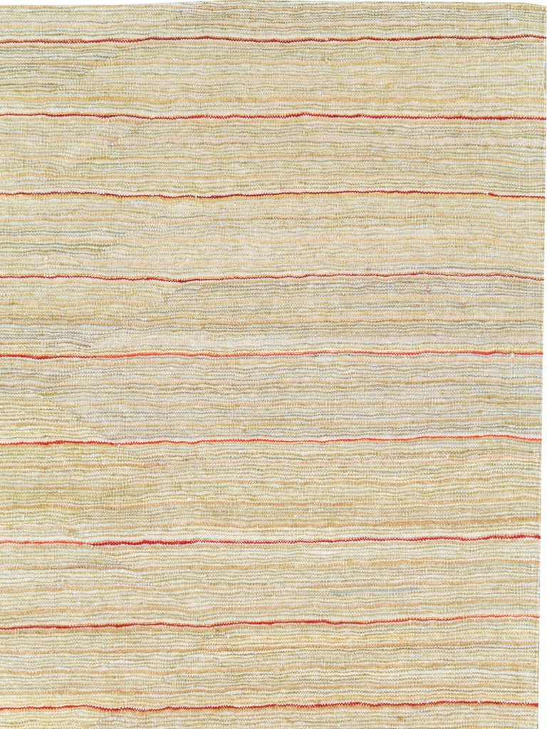 Modern Turkish Flat-Weave Kilim In Excellent Condition For Sale In New York, NY