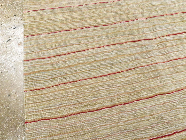 Modern Turkish Flat-Weave Kilim For Sale 1