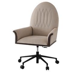 Modern Upholstered Desk Chair
