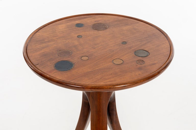 Mid-Century Modern Modern Vase or Drink Table in the Style of Edward Wormley For Sale