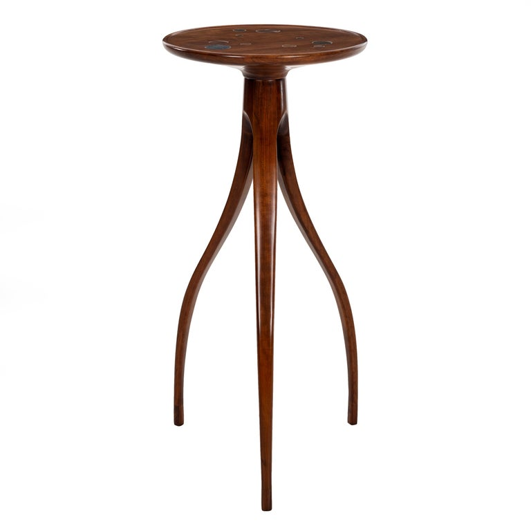 Modern Vase or Drink Table in the Style of Edward Wormley For Sale