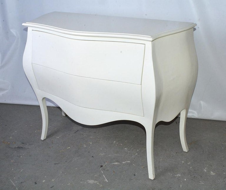 Unknown Modern Venetian-Style Hand-Painted Chest For Sale