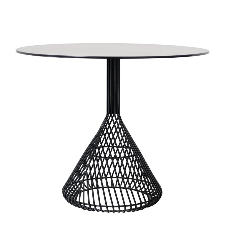 "Modern Wire ""Bistro Table"" by Bend Goods For Sale"