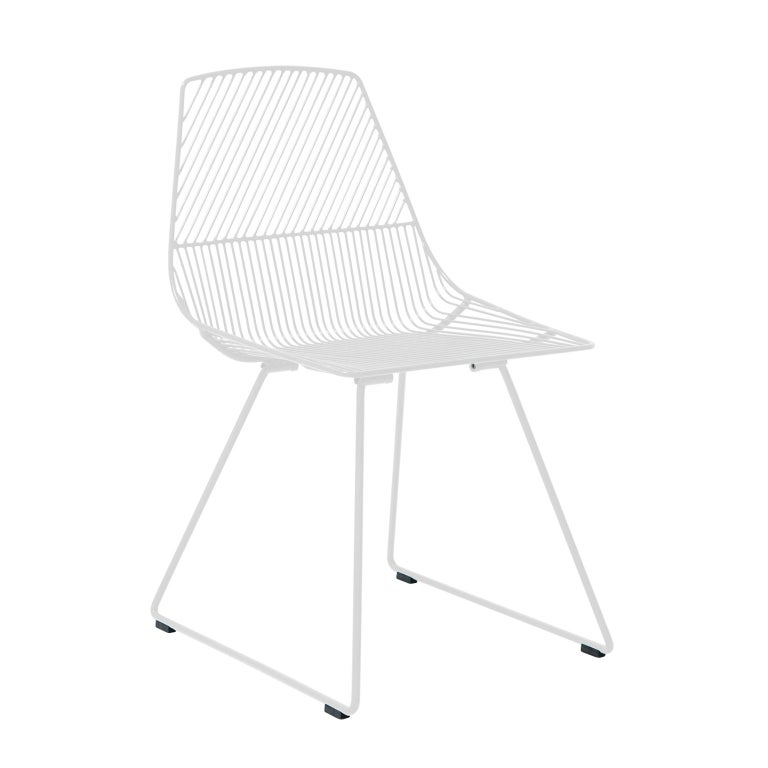 Peachy Modern Wire Ethel Dining Chair By Bend Goods Forskolin Free Trial Chair Design Images Forskolin Free Trialorg