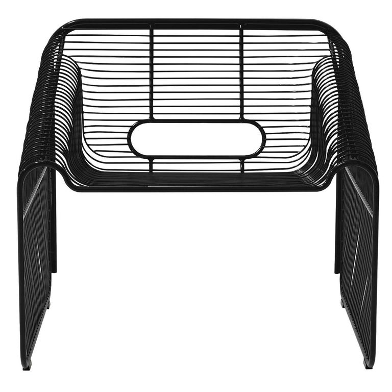 Modern Wire Lounge Chair Quot Hot Seat Quot By Bend Goods For Sale