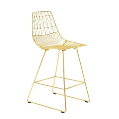 """Modern Wire """"Lucy"""" Counter Stool by Bend Goods"""