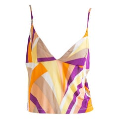 Modern Women's Tank Top by Versace Jeans Couture