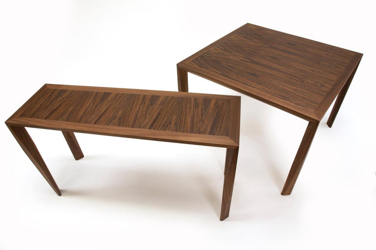 This dining table in our new dining table or console table series is called the