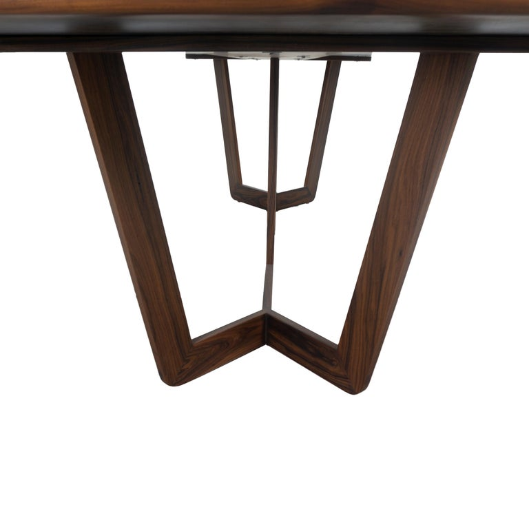 Modern Wooden Dining Table For Sale 5