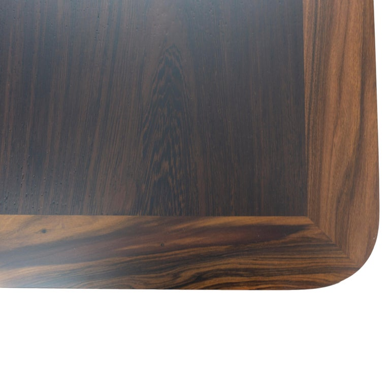 Modern Wooden Dining Table For Sale 9