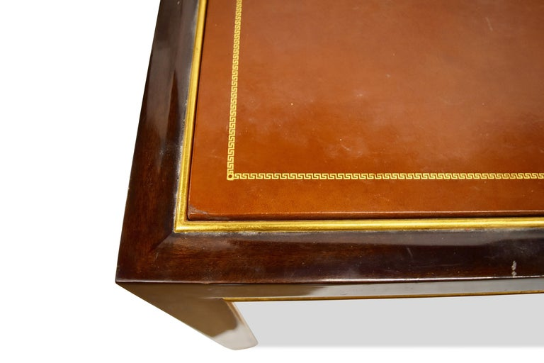 Other Modern Writing Table, Signed John Boone For Sale
