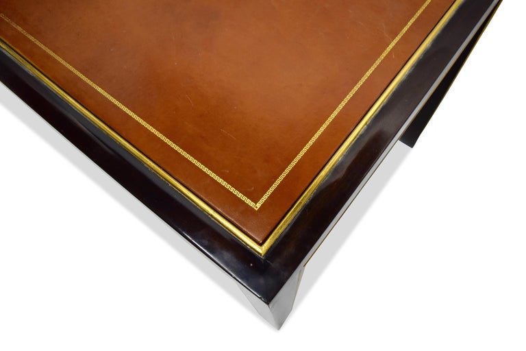 Modern Writing Table, Signed John Boone For Sale 1