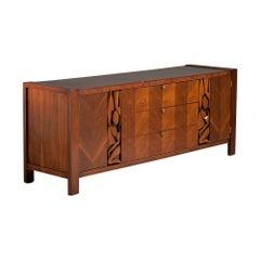 Modernage Designed Wooden Cabinet, 1950s