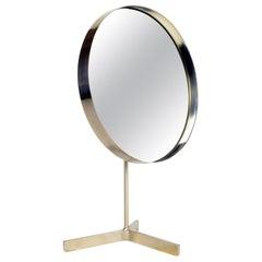 Modernist 1960s Vanity Mirror by Durlston Designs Robert Welsh Attributed
