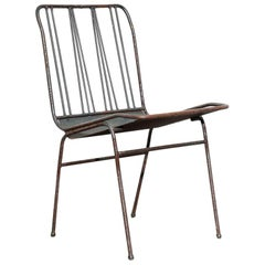 Modernist All-Steel Chair