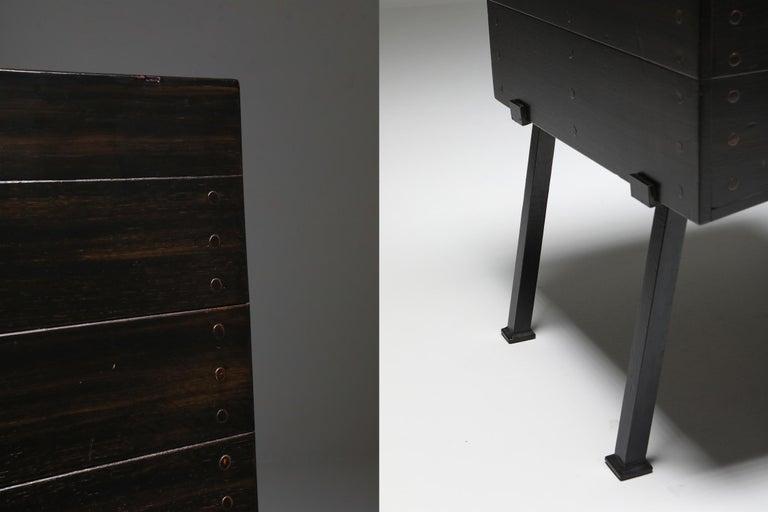 Modernist Armchair by Dom Hans Van Der Laan For Sale 5